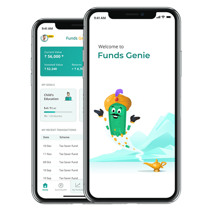 Fundsgenie For Mutual Fund